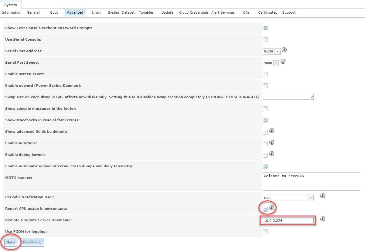 Build a Homelab Dashboard: Part 8, FreeNAS - Homelab Rat