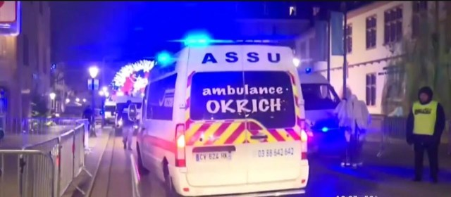Christmas Market Shooting in France Was Act of Terrorism
