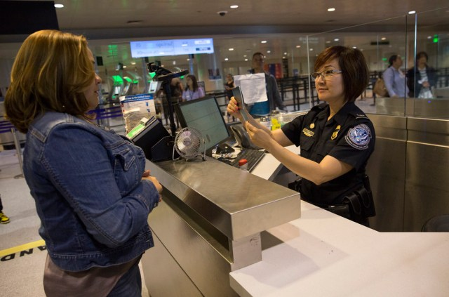 U.S. Border Security Counter-Terrorism Efforts Inadequate