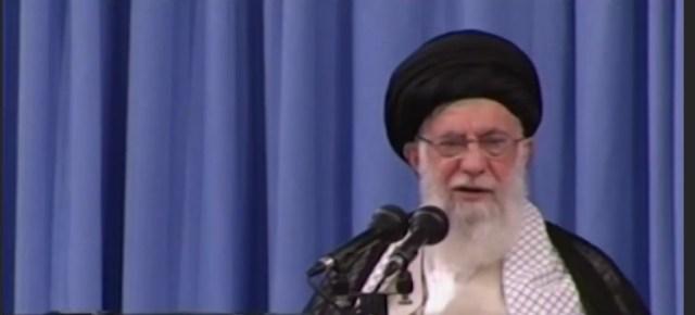 Iran Criticizes Western Patrols in Persian Gulf