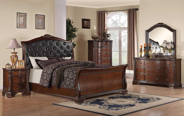 Coaster Maddison Bedroom Set