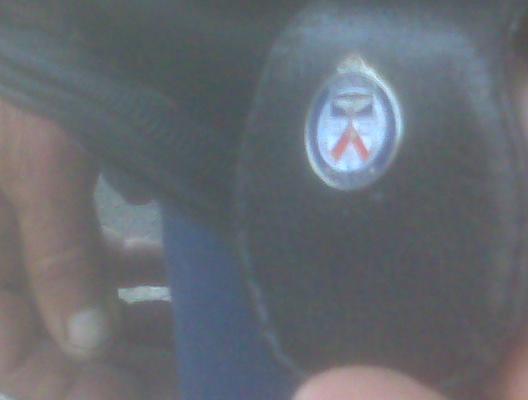Tony's badge