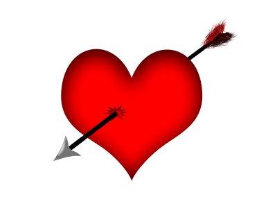 arrow-through-heart - Aug 18 2009