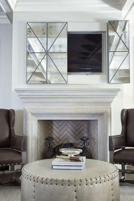 Mirror Cover to Hide Tv Home Life and Design