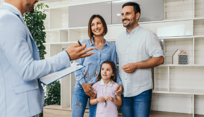 meet with a real estate agent when figuring out how to determine value of home