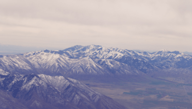 Mountain views help sell houses fast in Salt Lake City.