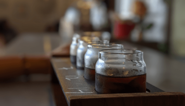 Coldbrew coffee you can get in Vancouver, Washington.