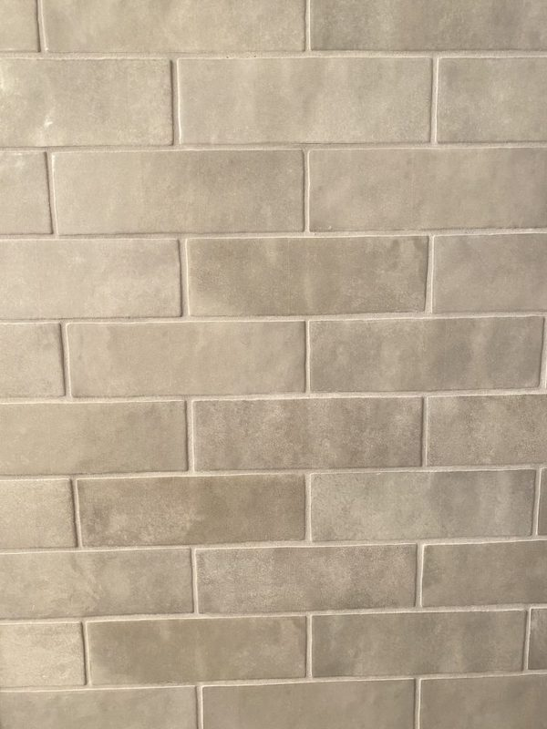 to choose the right grout color for tile