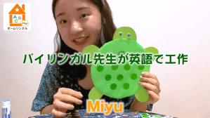 ホームリンガル   Miyu