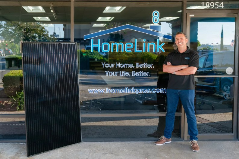 Mike Terry at HomeLink