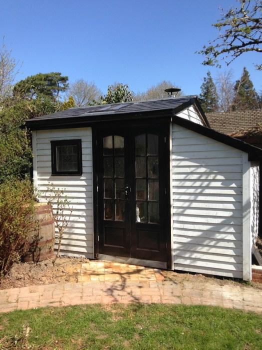 Studio outside image1
