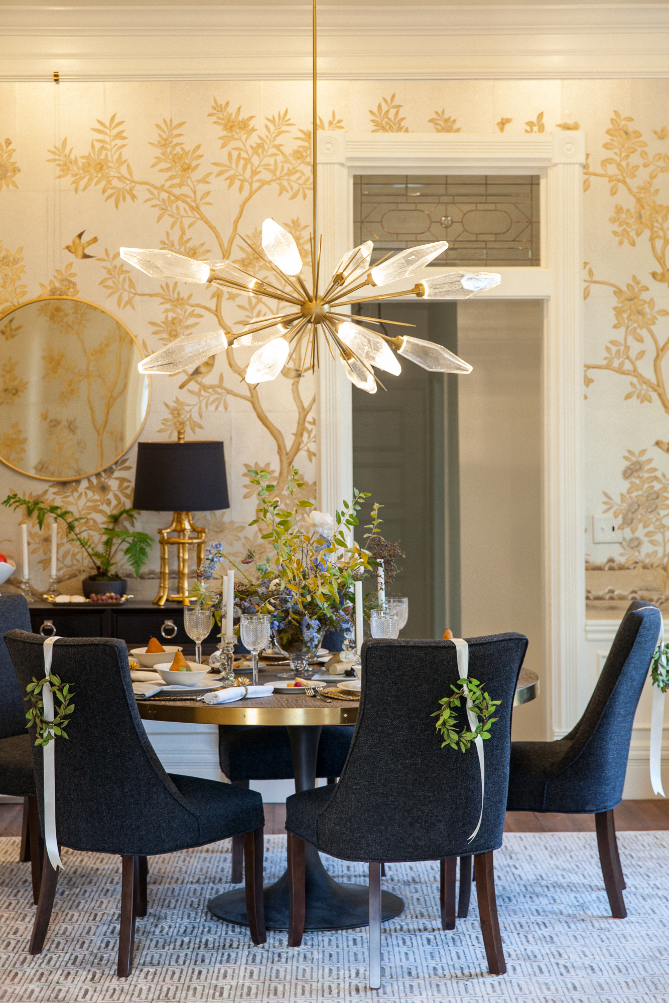 Win This House Dining Room Reveal Win