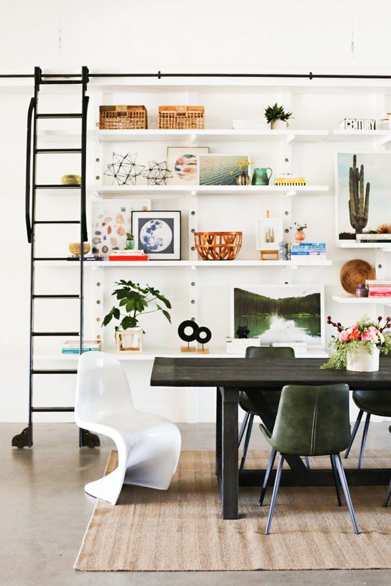 4 Ways to Use Open Concept Shelving in Your Home