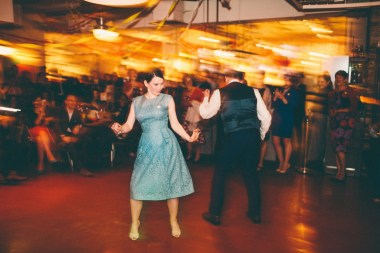 First dance, All Day and All of the Night by the Kinks