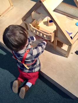 Dolls Houses, Museum of Childhood, Toddler, Days out with kids, interactive fun