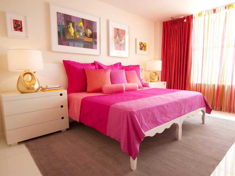 50 Beautiful Bedroom Decorating Ideas - HOMELUF