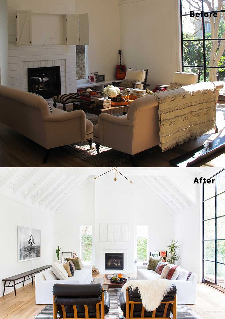 Modest Living Room Remodel Ideas Painting