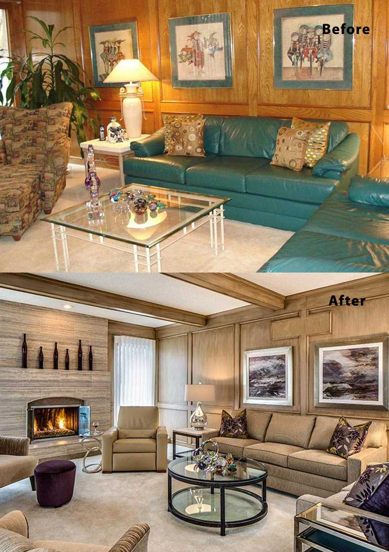 Living Room Remodels Before and After 06