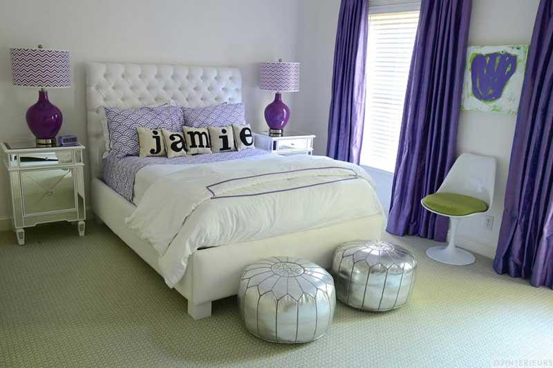 45 Teenage Girl Bedroom Design Ideas - Homeluf.com on Teenage Grey Small Bedroom Ideas  id=39755