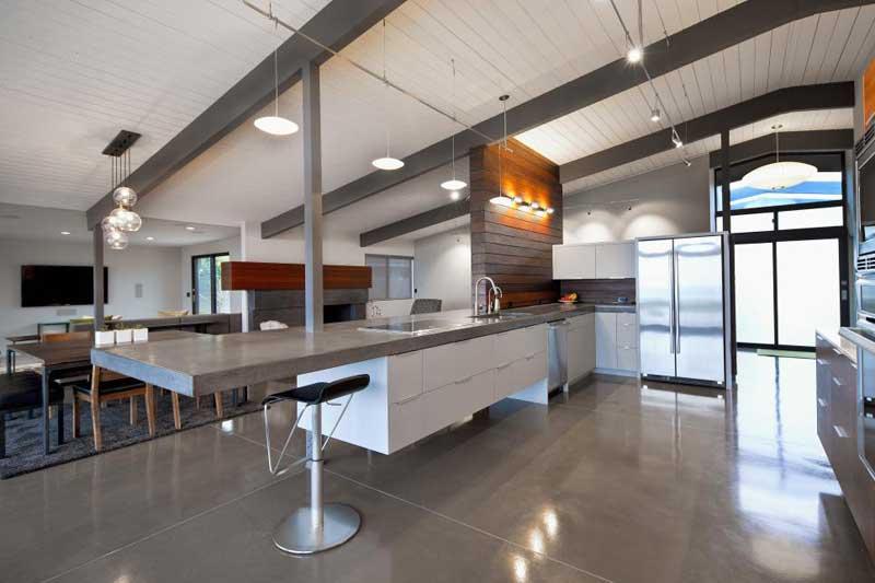 Floating Kitchen Island 50 gorgeous kitchen island design ideas - homeluf