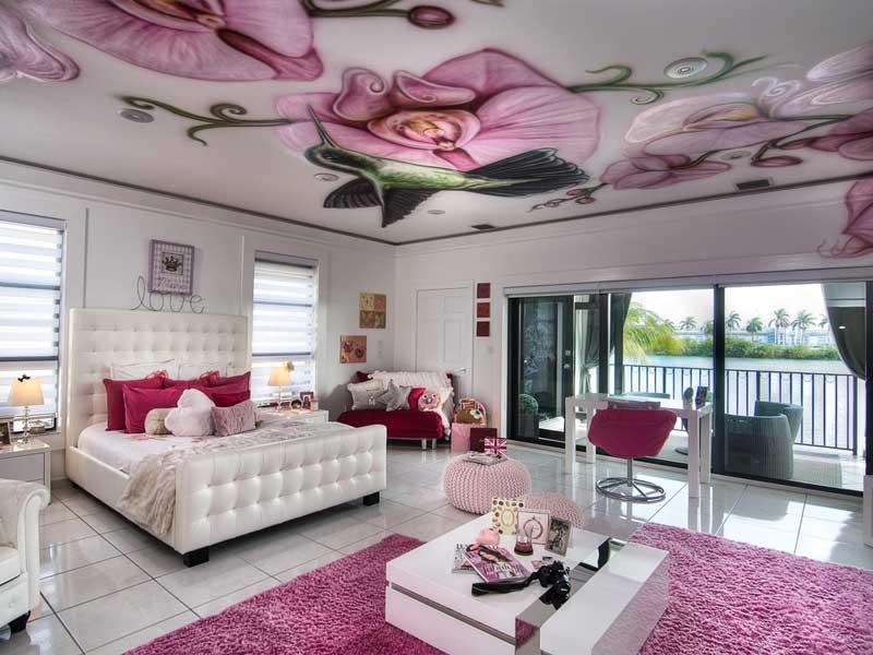 45 Teenage Girl Bedroom Design Ideas - Homeluf.com on Teenage Rooms Girl  id=78329