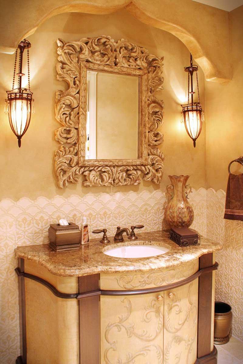 Rococo Mirrors