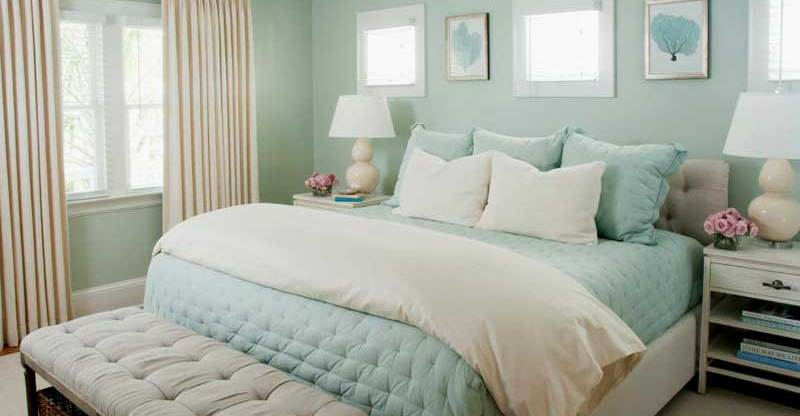 green bedroom color schemes 50 bedroom color schemes ideas pictures 15473