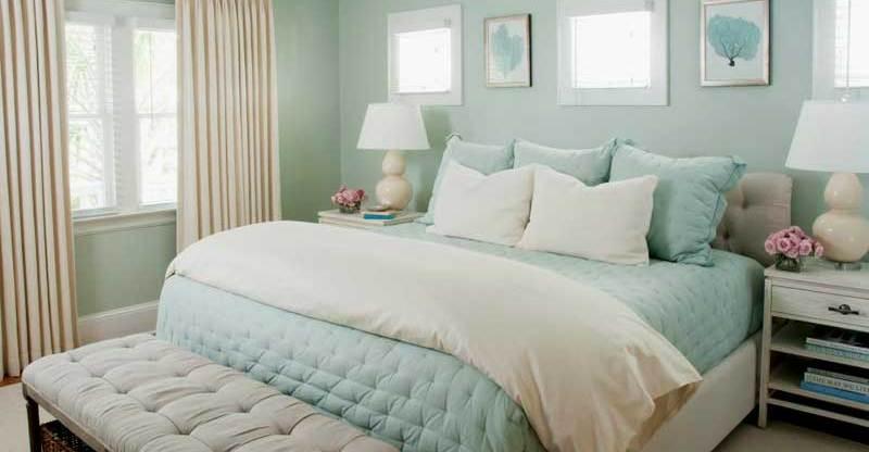 50 Bedroom Color Schemes Ideas (Pictures)