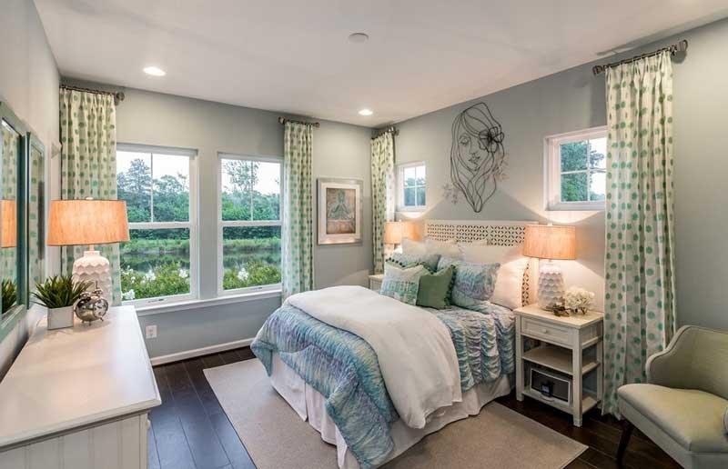 45 Teenage Girl Bedroom Design Ideas - Homeluf.com on Small Teenage Bedroom  id=29723