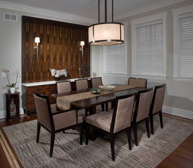 Lights For Dining Room: 100 Dining Room Lighting Ideas