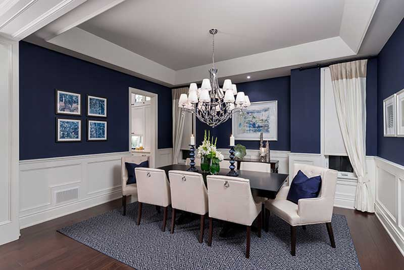 Blue And White Dining Room 100 Dining Room Lighting Ideas Homeluf Part 69