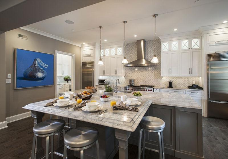 Best Color Granite For White Kitchen Cabinets
