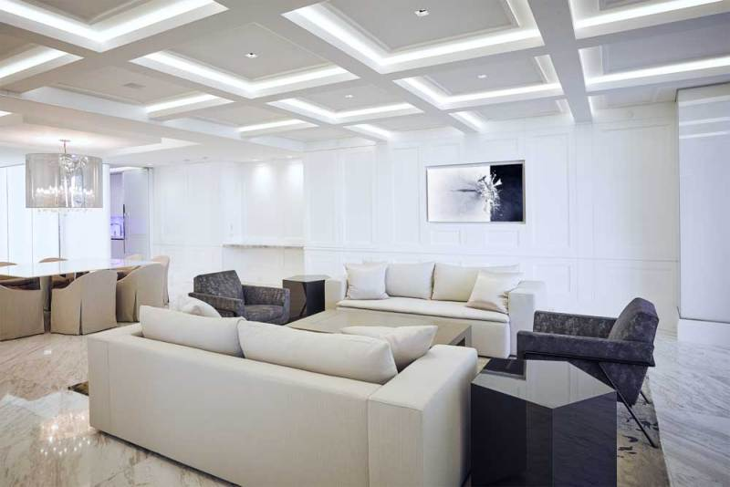50 Living Room Lighting Ideas - Take Your Living Room From ...