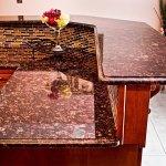 Granite colors tan brown