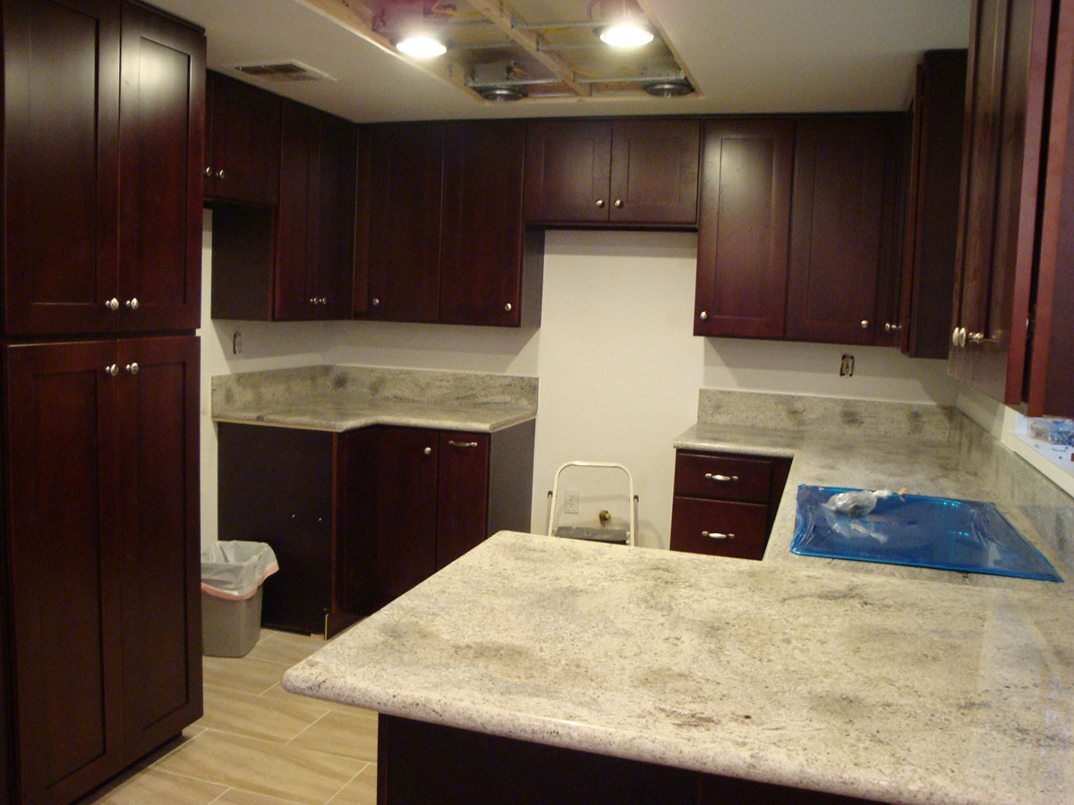 kitchen cabinets with granite countertops kashmir white granite countertops pictures cost pros 21421
