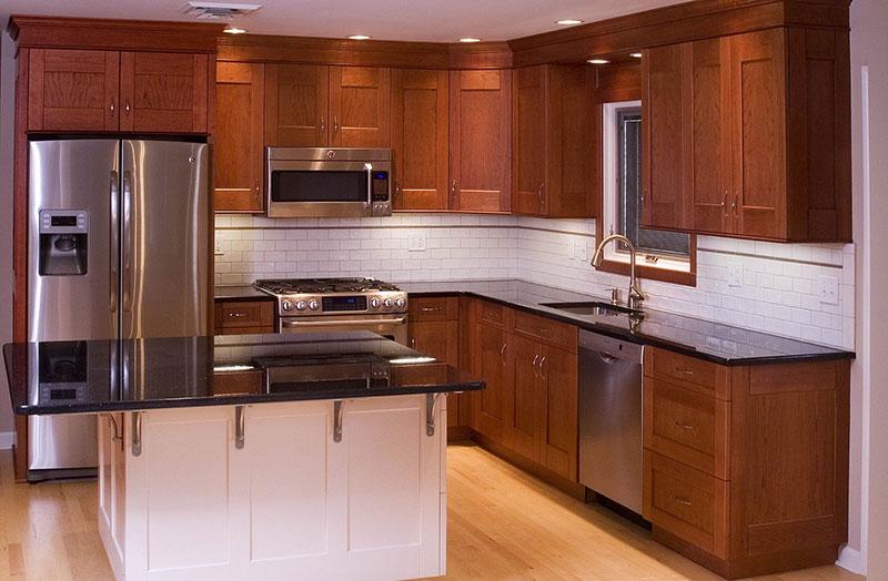 Best Black Granite Countertops (Pictures, Cost, Pros & Cons) on Dark Granite Countertops  id=78661