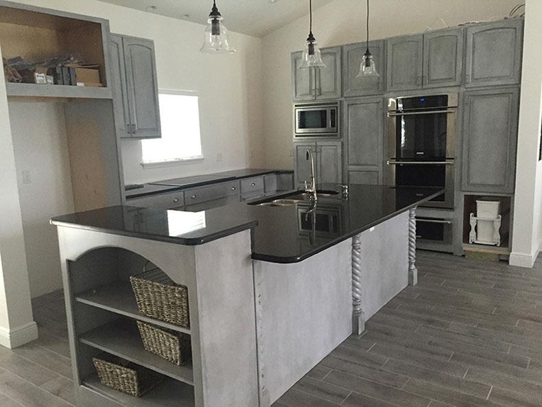 27 Best Black Pearl Granite Countertops Design Ideas on Kitchens With Black Granite Countertops  id=73085