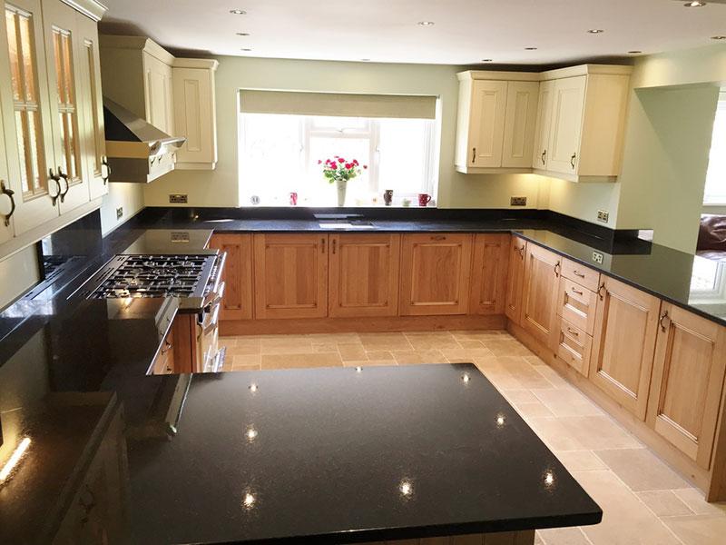 27 Best Black Pearl Granite Countertops Design Ideas on Black Granite Stain  id=52573
