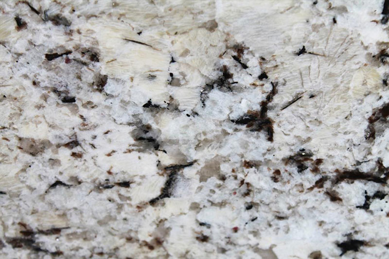 Alaska white granite countertops design cost pros and cons for Granite countertops colors price