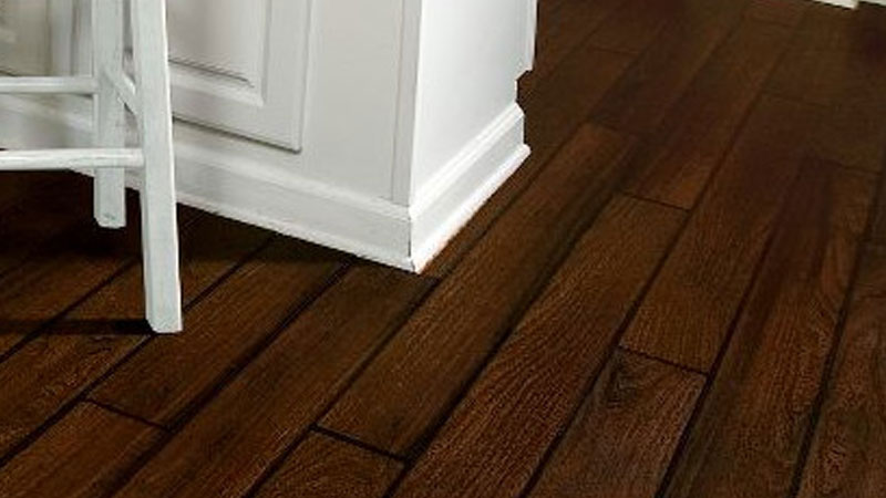 If You Thought The Name Of The Color Seemed Rich, Just Wait Until You See  The Actual Tone Of The Luxury Vinyl! Manufactured By Armstrong Flooring, ...