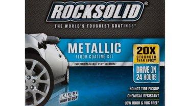 Best Metallic Epoxy Coatings for Garage Floors