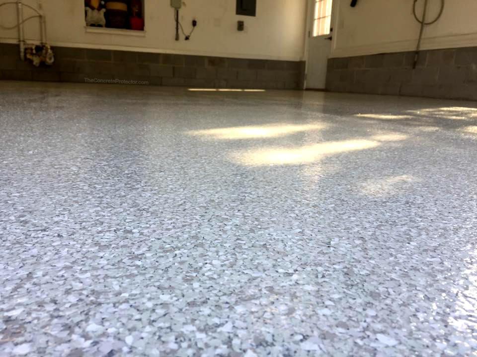 Epoxy Clear Coat Garage Floor Reviews