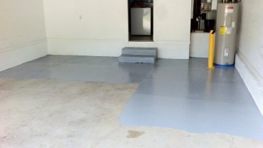 Garage Floor Epoxy Kit Review