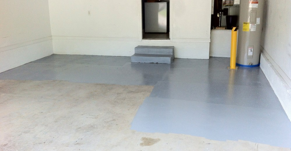 garage floor epoxy kit review - Garage Floor Epoxy Reviews