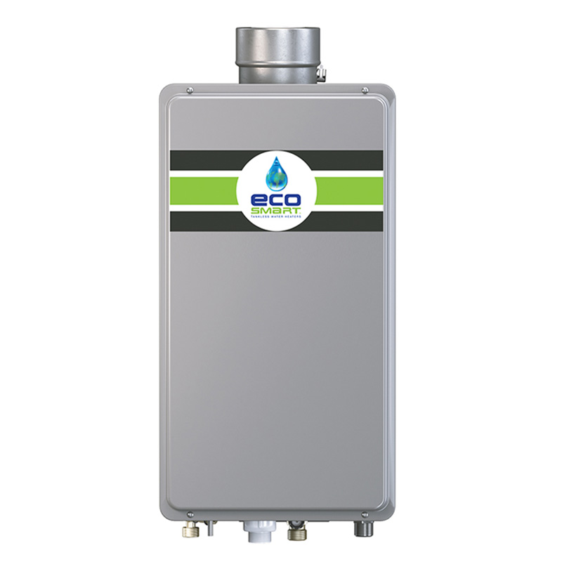EcoSmart Tankless Water Heater Gas
