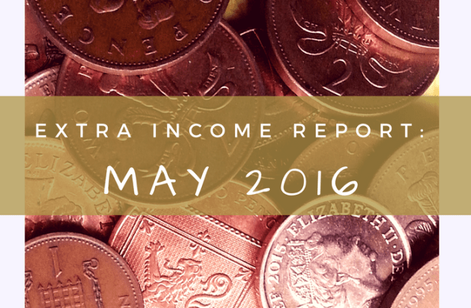 See what I've made in my second income report - for May 2016.