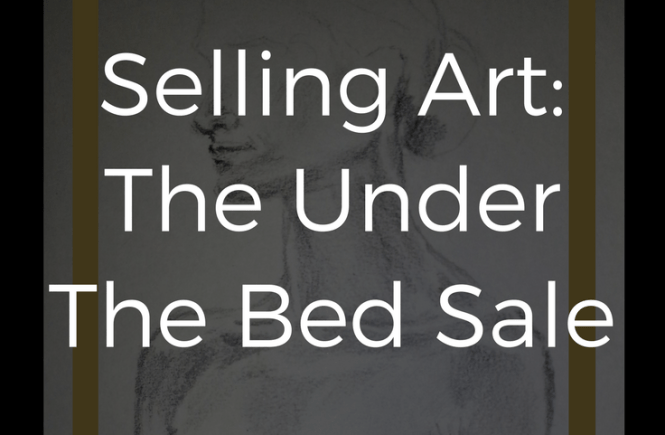 The Under The Bed Sale by Homely Economics