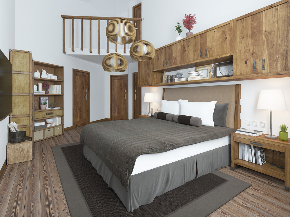 Most Cool (2017) and Awesome Bedroom Ideas With Pictures ... on Cool Bedroom  id=15219