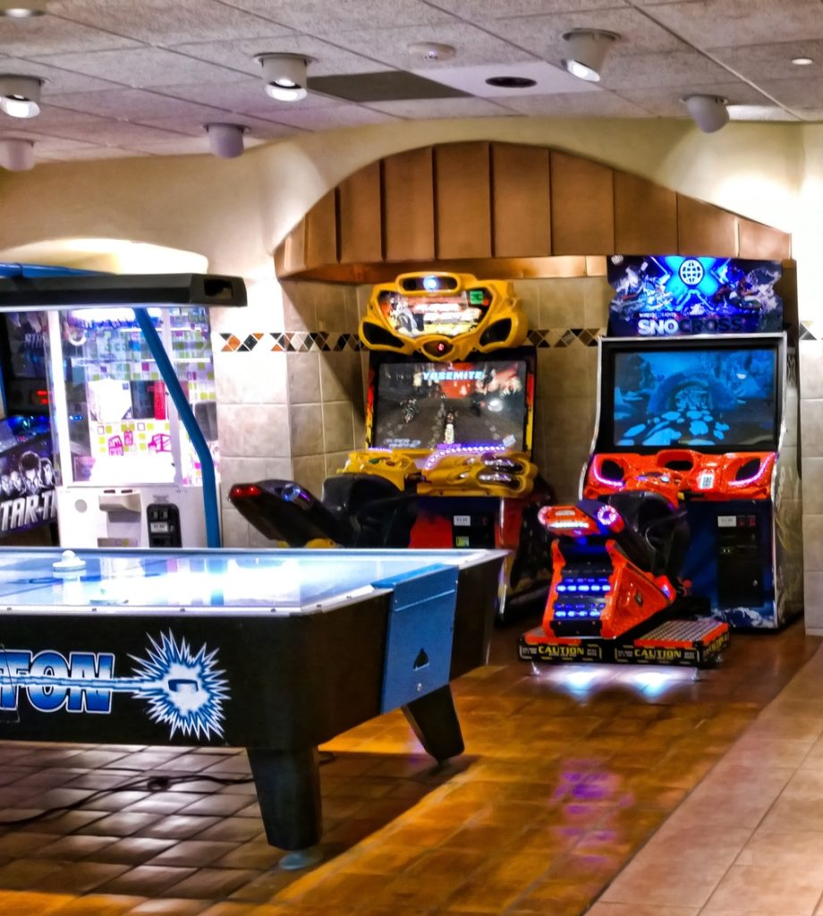 Dream sweeter than ever with these comfy additions. Most Cool (2017) Game Room Ideas That You Can Follow ...