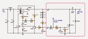 Make this DC CDI Circuit for Motorcycles | Homemade Circuit Projects